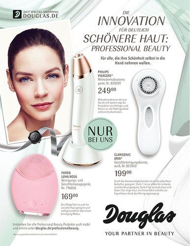 COSMOPOLA     Frauke Fischer for Douglas