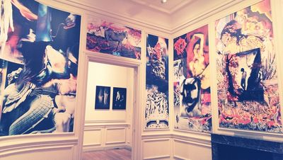 FOAM Talent 2015 Exhibition - Opening Paris