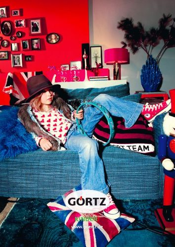 Görtz Campaign Winter 2011