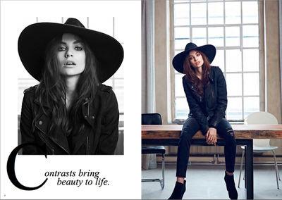 Agentur Nina Klein: Benjamin Becher für Tribeca Jeans Lookbook