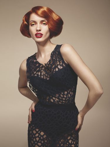 ROBA PRESS for SCHWARZKOPF / ESSENTIAL LOOKS 2013