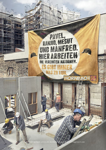 NU PROJECTS for Hornbach