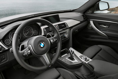 The 2013 BMW 3 series GT