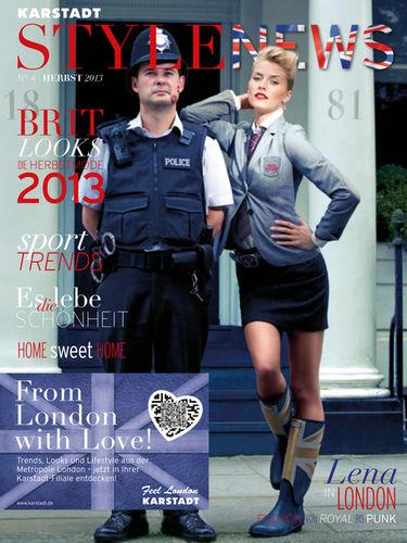 AprilMay for Karstadt Style News