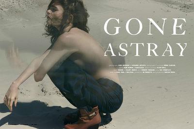 SVEN JACOBSEN : Gone Astray