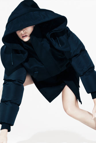 Alexander Wang x H&M for L'Officiel Mexico