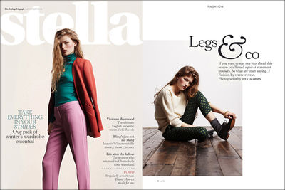 RETOUCHED FBA for STELLA MAG