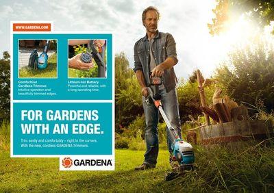 PEAK PRODUCTIONS für Gardena