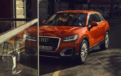 WE! SHOOT IT Audi Q2 Portfolio Spread, shot in Torini, Italy, Turin, Postproduction by Wagnerchic
