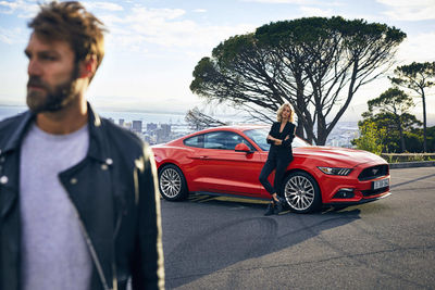 Ford Mustang Cape Town