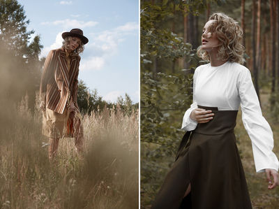MARLENE OHLSSON PHOTOGRAPHERS – Laura Palm - L'Officiel Azerbaijan