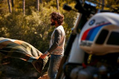 EMEIS DEUBEL: Lars Borges for BMW Motorrad Style