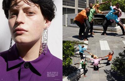 BIGOUDI Karina Berg für Vogue