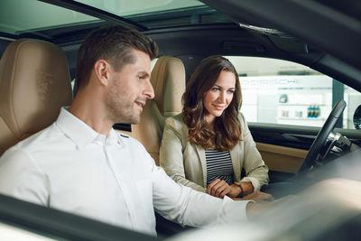 KELLY KELLERHOFF REPRESENTS! THOMAS SCHWOERER for Porsche Service Deutschland