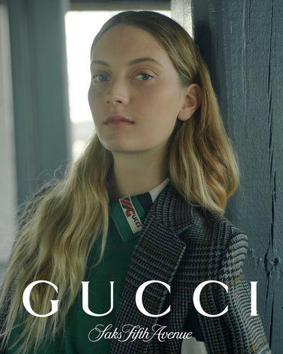 BIGOUDI Andreas Schönagel für Gucci Saks Fifth Avenue