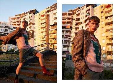 BIGOUDI Cariin Cowalscii für Encore Magazine