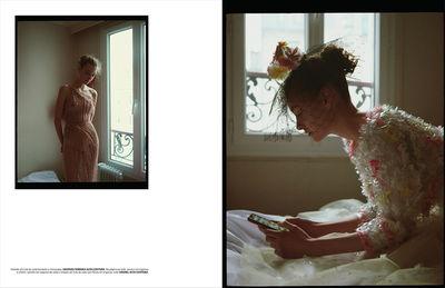 BIGOUDI Thomas Lorenz für Vogue Portugal