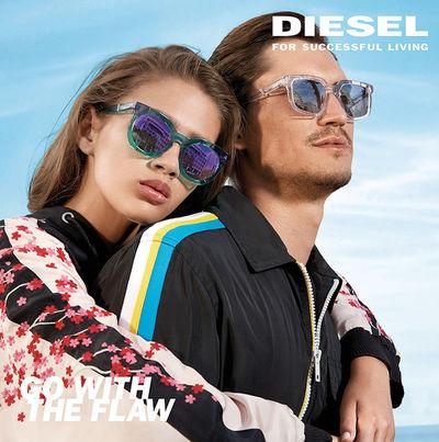 BIGOUDI Karina Berg für Diesel Eyewear