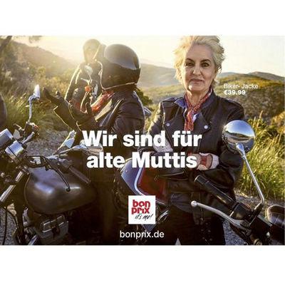 BIGOUDI Dennis Brandt für Bonprix Kampagne