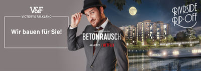 COSMOPOLA GMBH - Frederick Lau for Netflix (Betonrausch) by Alexandra Kinga Fekete