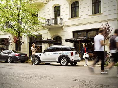 DriveNow in Berlin