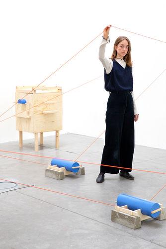Sanna Lindberg c/o AGENT MOLLY & CO for Konstfack