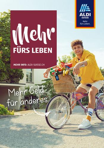 MARKUS MUELLER for ALDI Suisse