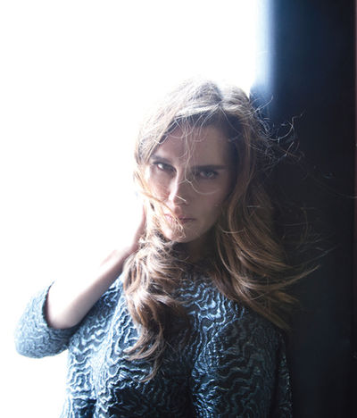 VISUALEYES ARTISTS : Brooke Shields for RESERVED Mag by Helena CHRISTENSEN