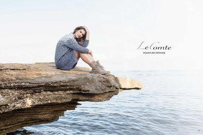 LECOMTE HW 2017 campaign by PETRA OBERMUELLER
