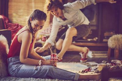 COSMOPOLA   MANUEL ARCHAIN - Cocal Cola Latin Amerika Campaign November 2017