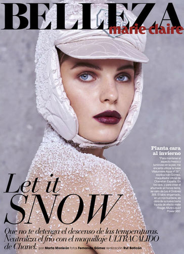 ROCKENFELLER & GöBELS: Fernando Gomez for Marie Claire Magazine Spain