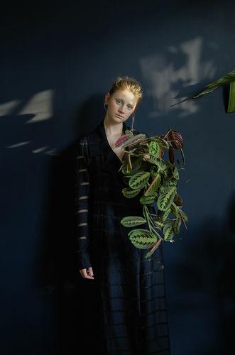 JANINA FLECKHAUS for VOGUE GERMANY x TIM LABENDA