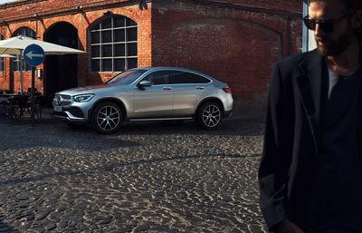EMEIS DEUBEL: Lars Borges for Mercedes-Benz GLC
