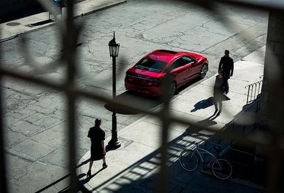 """SEVERIN WENDELER """"TRANSPORTATION SPECIAL"""" """"Patrick Curtet c/o Severin Wendeler"""" for """"Mazda 6"""""""