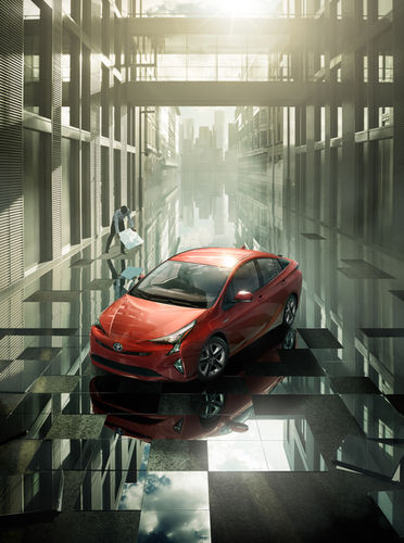 AGENT MOLLY: Erik Johansson for Toyota