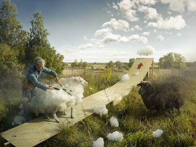 ERIK JOHANSSON c/o AGENT MOLLY & CO