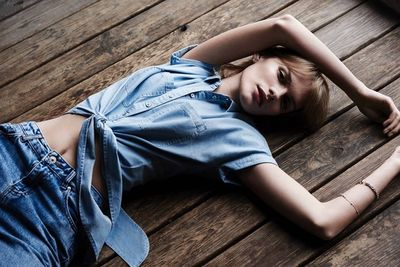 MATEUSZ STANKIEWICZ for Reserved DENIM COLLECTION