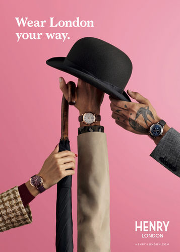 Linnea APELQVIST for Henry Watches