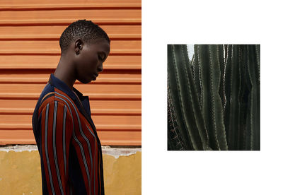 BIGOUDI: New Artist Jasmin Zelenko, Hair and Make Up