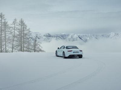 "SEVERIN WENDELER - TRANSPORTATION SPECIAL ""Sebastien Staub"" for ""Alpine Pure & Legend"""