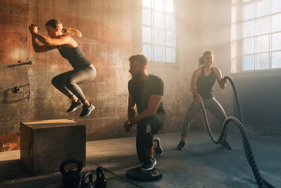 Martin Wichardt c/o TAKE Agency for Swedish Gym Franchise Actic