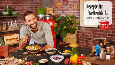 ROCKENFELLER & GöBELS: Andreas Andé for Rewe