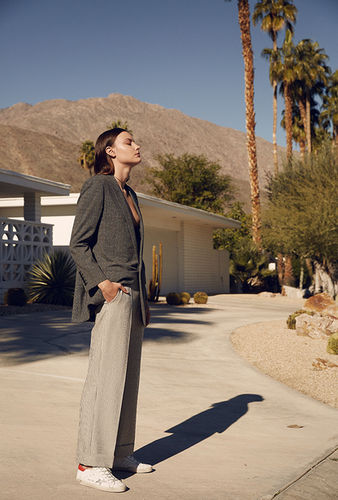 Anita Hass SS17 lookbook photographed by Muriel Liebmann c/o Freda+Woolf in Palm Springs