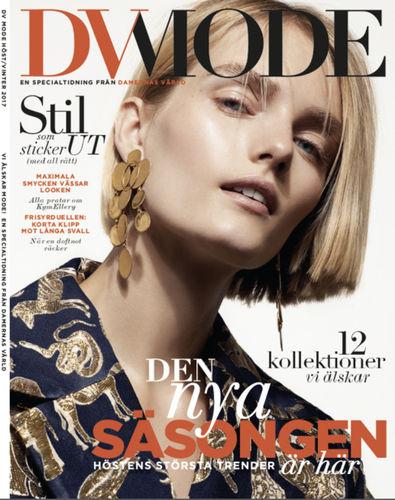 COSMOPOLA   Frauke Fischer - DV Mode Magazine