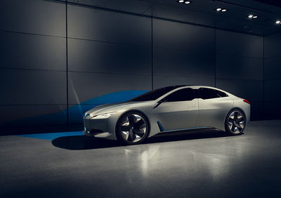 BMW i Vision Dynamics Concept: Victor Jon Goico for BMW AG