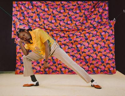 Micaiah CARTER c/o GIANT ARTISTS photographed JEREMY O. HARRIS for GQ