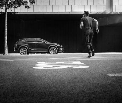 DANIEL HARTZ for LEXUS