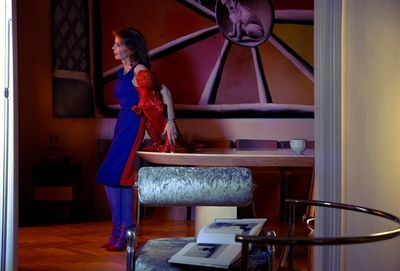 COSMOPOLA    ALEXANDRA KINGA FEKETE shot Beatrix Millies