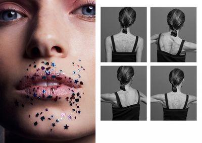 COSMOPOLA  find your beauty by FRAUKE FISCHER for Renaissance Magazine