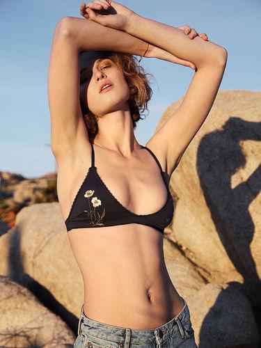 Madison Leyes in Swimwear by Muriel Liebmann c/o Freda+Woolf